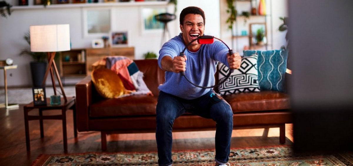 Το μυστήριο λύθηκε: Η Nintendo παρουσίασε το Ring Fit Adventure